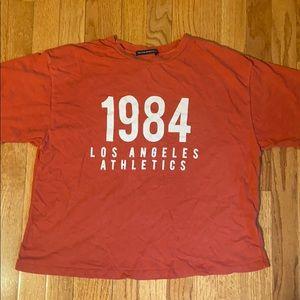 Brandy Melville Graphic T-shirt